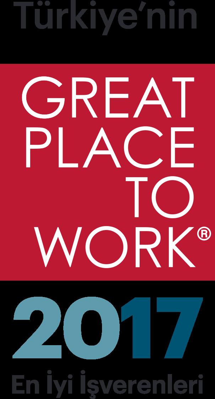 En İyi İşverenler Logo 2017
